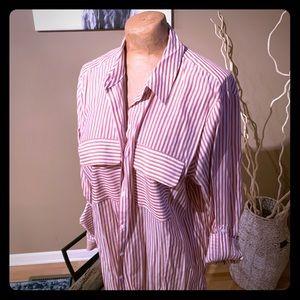 Express button up blouse